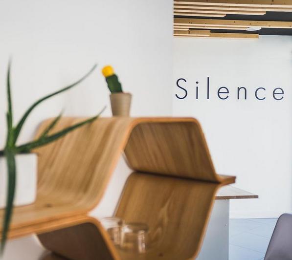 Silence - Grenoble - centre de flottaison